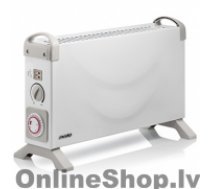 MESKO MS 7713 Convection Heater, Number of power levels 3, 750/ 1250/ 2000 W, White