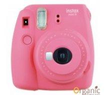Tūlītējā kamera Fujifilm Instax Mini 9 Rozā (Refurbished A+)