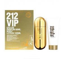 212 VIP Gift Set EDP 80 ml and 212 VIP Body Lotion 100 ml 80ml