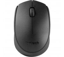 Logitech B170 Wireless Mouse black
