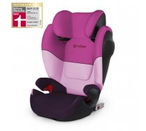 Cybex Solution M-Fix SL autokrēsls 15-36kg Purple Rain