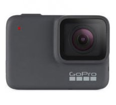 GoPro Hero7 Silver | CHDHC-601-RW  | 818279023220
