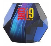 INTEL CPU INTEL Core i9 i9-9900K Coffee Lake 3600 MHz Cores 8 16MB Socket LGA1151 95 Watts GPU UHD 630 BOX BX80684I99900KSRG19 (BX80684I99900KSRG19)   BX80684I99900KSRG19    735858392433