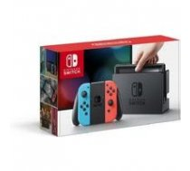 Nintendo Switch Red & Blue   T-MLX10665    045496452339