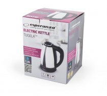 Kettle electric Esperanza Tugela EKK004S (2200 W 1.8l; inox color)