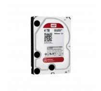 "Cietais Disks Western Digital Red WD40EFRX 3.5"" 4 TB Sata III 5400 rpm Buffer 64 MB S0202172"