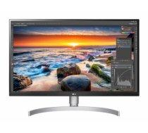 "MONITOR LCD 27"" IPS 4K/27UK850-W LG"