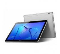 "Huawei MediaPad T3 Tablet (Grey) 9.6"" IPS LCD 800x1280/1.4GHz/16GB/2GB RAM/Android 7.0/microUSB,WiFi,3G,4G,BT"