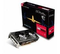 Graphics Card SAPPHIRE AMD Radeon RX 570 4 GB 256 bit PCIE 3.0 16x GDDR5 Memory 1750 MHz Dual Slot Fansink 2xHDMI 2xDisplayPort 11266-67-20G