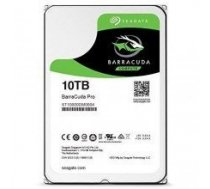 SEAGATE Desktop Barracuda Pro 7200 10TB HDD 7200rpm SATA serial ATA 6Gb/s NCQ 256MB cache 3.5inch BLK