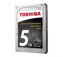 Toshiba X300 5TB 7200 RPM, 3.5 inch, HDD, 128 MB