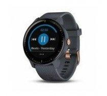 vivoactive 3 Music, EEU, GPS, Wi-Fi, Granite Blue/Rose Gold