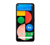 """Google Pixel 4a 5G (Just Black) 6.2"""" OLED 1080x2340/2.4GHz&2.2GHz&1.8GHz/128GB/6GB/Android 11/WiFi,BT,4G,5G/"""