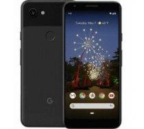 "Google Pixel 3a 64GB (Black) Single SIM 5.6"" OLED 1080x2220/2.0GHz&1.7GHz/64GB/4GB RAM/Android 9.0/microSD/microUSB,WiFi,4G,BT/LTE"