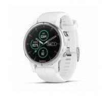 fenix 5S Plus,Sapphire,White w/White Band,GPS Watch,EMEA