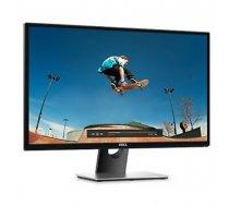 "Dell SE2717H 27 "", FHD, 1920 x 1080 pixels, 16:9, LED, IPS, 6 ms, 300 cd/m², Black, Silver, AC 210-AJVN"