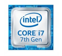 Intel Core i7-7700K, 4.2 GHz, Socket H4 (LGA 1151), Processor threads 8, Box, PC BX80677I77700K