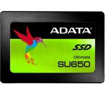 A-data ADATA SU650 240GB 3D SSD 520/450MB/s ASU650SS-240GT-C