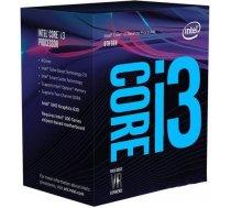 Intel CPU CORE I3-8100 S1151 BOX 6M/3.6G BX80684I38100 S R3N5 IN BX80684I38100SR3N5