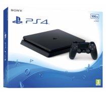 Sony Playstation 4 Slim 500GB (PS4) Black 9845454