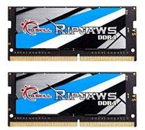 G.Skill Ripjaws DDR4 16GB (8GBx2) 2400MHz F4-2400C16D-16GRS