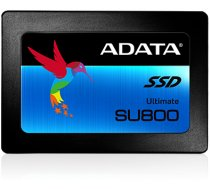 "ADATA Ultimate SU800 256 GB, SSD form factor 2.5"", SSD interface SATA, Read speed 560 MB/s, Write speed 520 MB/s ASU800SS-256GT-C"