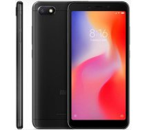 XIAOMI Redmi 6A 16GB Black Dual SIM REDMI6A16GBBLACK