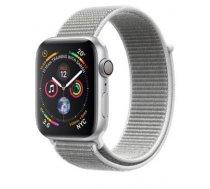 Apple Watch Series 4 Seashell Sport Loop / Silver Aluminum Case 44mm MU6C2ZP/A