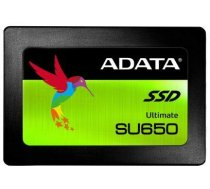 "ADATA SSD Ultimate SU650 240GB 2.5"" Serial ATA III ASU650SS-240GT-R"