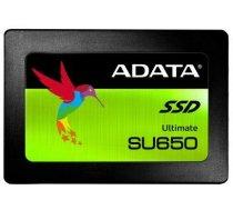 "ADATA SSD Ultimate SU650 240GB 2.5"" Serial ATA III ASU650SS-240GT-R"