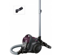 Bosch MoveOn Mini Vacuum cleaner BGC05AAA1 Bagless, Purple, 700 W, 1.5 L, A, A, D, A, 78 dB, BGC05AAA1