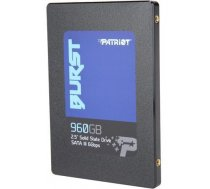 PATRIOT 960GB BURST PBU960GS25SSDR PBU960GS25SSDR