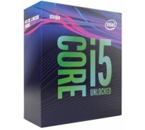 Intel CPU CORE I5-9600K S1151 BOX/3.7G BX80684I59600K S RELU IN BX80684I59600KSRELU
