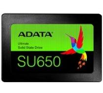 A-data ADATA SU650 240GB 2.5inch SATA3 3D SSD ASU650SS-240GT-R