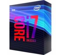 INTEL Core i7-9700K 3.60GHz Boxed CPU BX80684I79700K