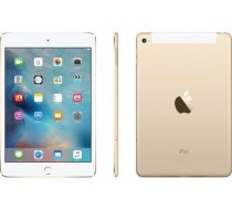 Apple iPad Mini 4 128GB Wi-Fi + Cellular Gold MK782