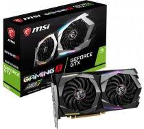 Graphics Card MSI NVIDIA GeForce GTX 1660 6 GB 192 bit PCIE 3.0 16x GDDR5 Dual Slot Fansink 1xHDMI 3xDisplayPort GTX1660GAMINGX6G GTX1660GAMINGX6G