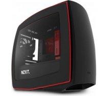 NZXT Manta Side window, USB 3.0 x2 Audio x1 MIC x1, black/red, Mini-Tower, Power supply included No CA-MANTW-M2