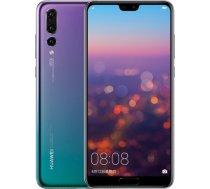 "Huawei P20 Pro Twilight, 6.1 "", AMOLED, 1080 x 2240 pixels, HiSilicon Kirin, 970, Internal RAM 6 GB, 128 GB, Single SIM, Nano-SIM, 3G, 4G, Main camera Triple 40+20+8 MP, Secondary camera 24 MP, Android, 8.1, 4000 mAh P20 PRO 128G TWILIGHT"