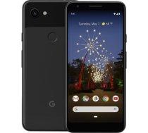 "Google Pixel 3a 64GB (Black) Single SIM 5.6"" OLED 1080x2220/2.0GHz&1.7GHz/64GB/4GB RAM/Android 9.0/microSD/microUSB,WiFi,4G,BT/LTE GOOGLE PIXEL 3A 64GB (BLACK)"