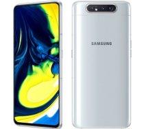 Samsung Galaxy A80 DS (White) 6.7 Super AMOLED 1080x2400/2.2 GHz&1.8 GHz/128GB/8GB RAM/Android 9.0/microSD/microUSB,WiFi,4G,BT A80 128GB WHITE