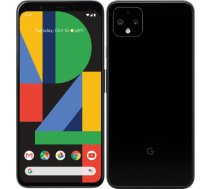 "Google Pixel 4 XL 64GB (Black) Single SIM 6.3"" P-OLED 1440x3040/2.84GHz&2.42GHz/64GB/6GB RAM/Android 10/WiFi,4G,BT/LTE GOOGLE PIXEL 4 XL 64GB (BLACK)"