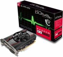 Graphics Card SAPPHIRE AMD Radeon RX 550 4 GB 128 bit PCIE 3.0 16x GDDR5 Memory 1500 MHz Active 1xDVI 1xHDMI 1xDisplayPort 11268-01-20G 11268-01-20G