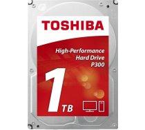 Toshiba P300 1TB 7200 RPM, HDD, 64 MB HDWD110UZSVA