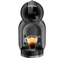Delonghi Mini Me EDG305.BG Capsule coffee machine, 1460 W, Black, Grey EDG305BG