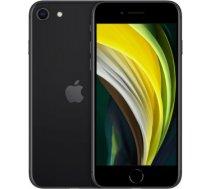 MOBILE PHONE IPHONE SE (2020)/64GB BLACK MX9R2ET/A APPLE MX9R2ET/A