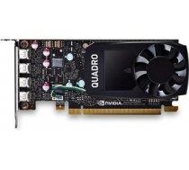Dell Half Height (Precision SFF)(Customer KIT) NVIDIA, 2 GB, Quadro P620, GDDR5, PCI Express 3.0 490-BEQY