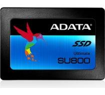 "ADATA Ultimate SU800 256 GB, SSD form factor 2.5"", SSD interface SATA, Read speed 560 MB/s, Write speed 520 MB/s ASU800SS-256GT-C"