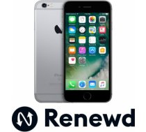 MOBILE PHONE IPHONE 6S 32GB/GRAY RND-P62132 APPLE RENEWD RND-P62132