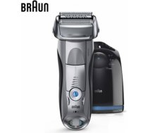 Braun 7899cc Charging time 1 h, Wet use, Number of shaver heads/blades 3, Silver/Black 7899CC